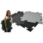 Protect All Interlocking Floor Tile Grays