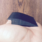 Edge Reducer/Transition 3/8 Inch Black thumbnail.