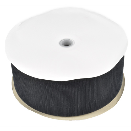 Gmats Cheer Mats Connect Strips 75 Ft Black 4 Inch full roll