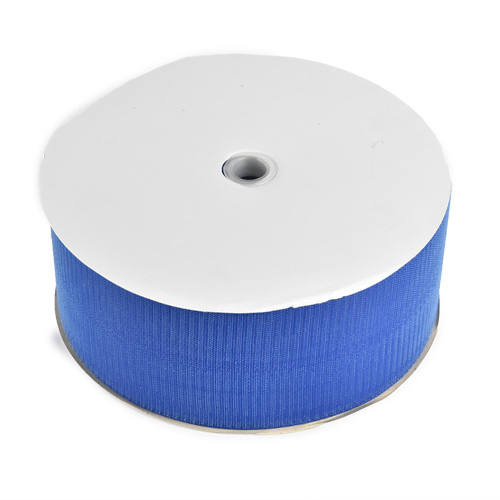 Gmats Cheer Mats Connect Strips 75 Ft Blue 4 Inch full roll