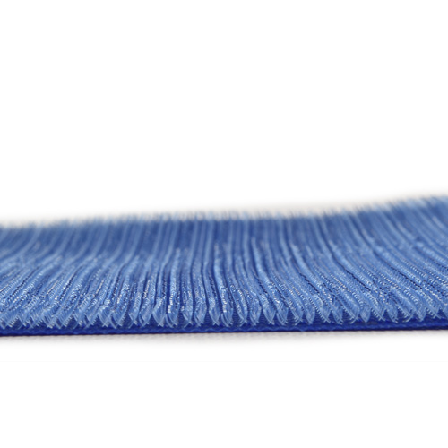 Gmats Cheer Mats Connect Strips 75 Ft Blue 4 Inch side view