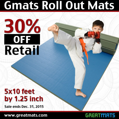 Gmats Roll Out Mats 5x10 Ft X 1 25 Inch Sale