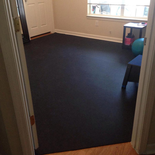 Bat Gym Rubber Flooring Rolls