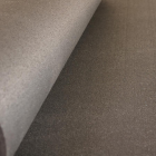 Rubber Flooring Rolls 8 mm Black Geneva