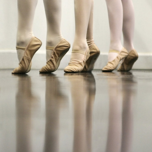 Adagio - Cut Lengths per LF ballet feet.