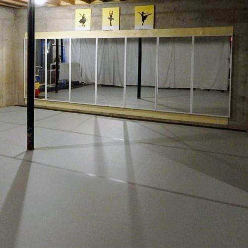 Marley Dance Floor