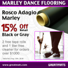 Rosco Adagio Full Roll
