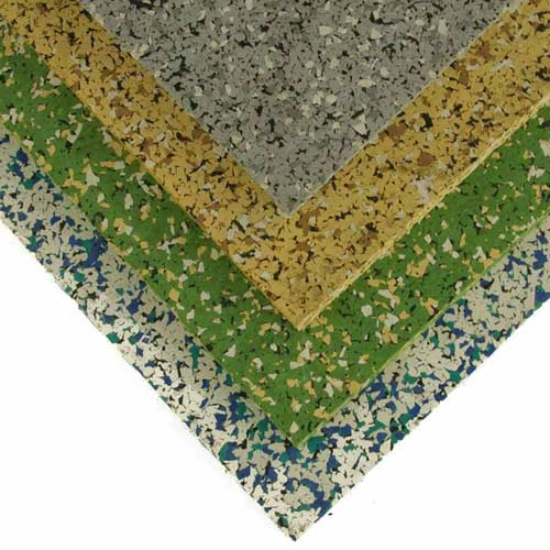 Rubber Flooring Tile 38 Inch 90 Color Rubber Floor Tile