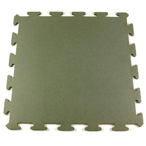 BestGym Rubber Tile Interlocking