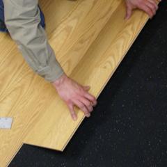 SilentTread Rubber Sound Underlayment 1/8 inch x 25 Ft Roll