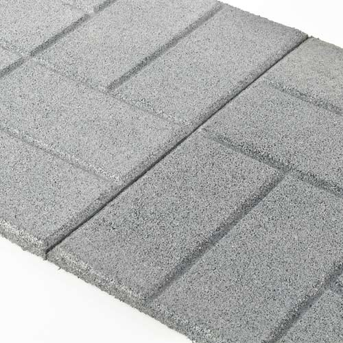 Outdoor Patio Rubber Floor Tiles – Gurus Floor