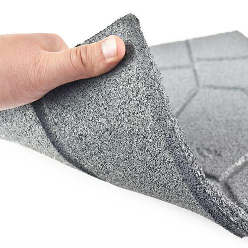 Rubber Patio Paver Tile Flex.