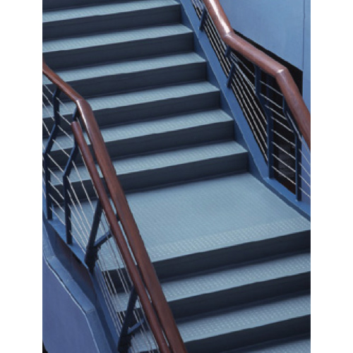 Rubber Vinyl Stair Tread Burke Commercial Tread