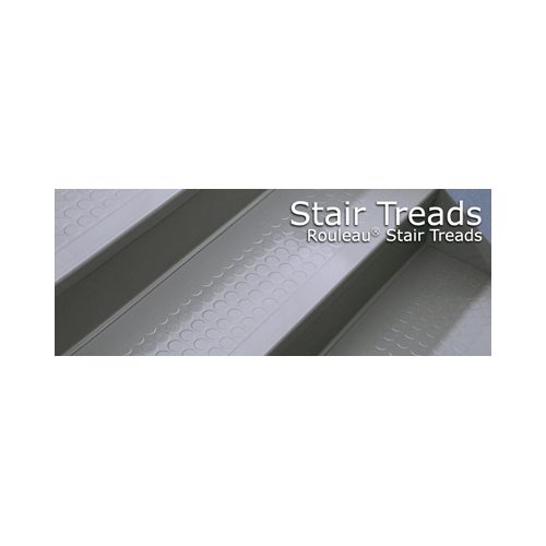 Stair Treads Gray Stairway.