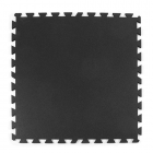 Rubber Tile Utility 8 mm Black