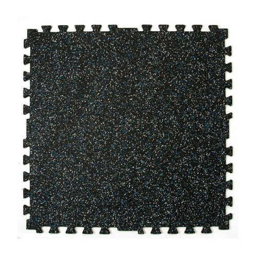 Zip Tile Rubber Flooring.
