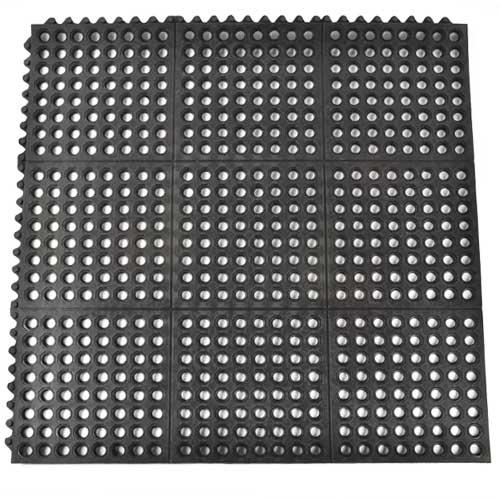 Ring Mat 3x3 Ft For Equine Full Tile