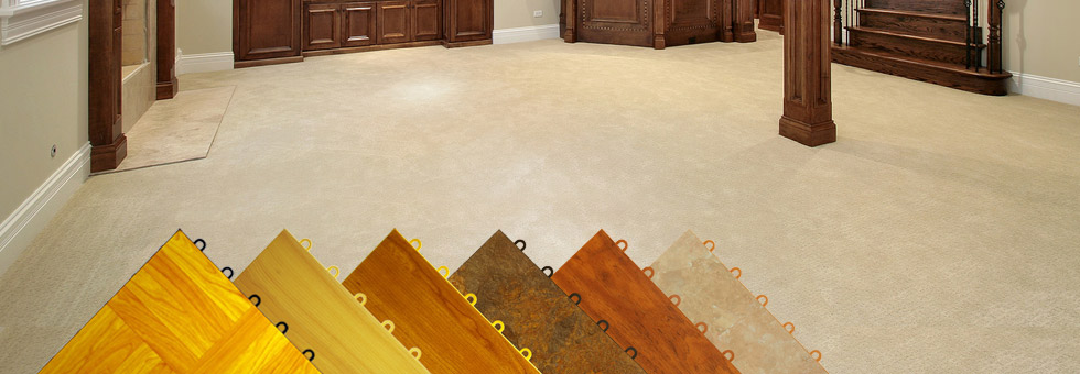 Basement Flooring Tiles