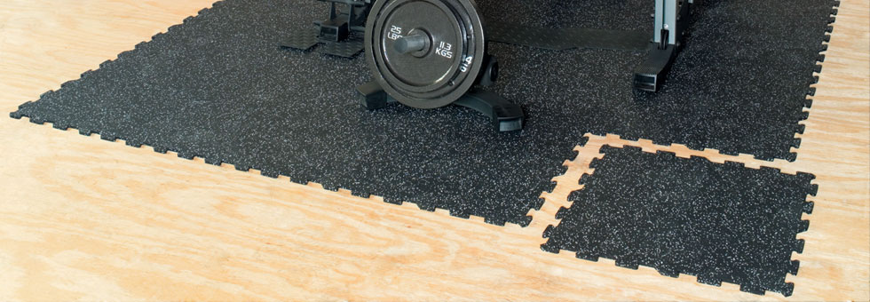 Home Gym Floors