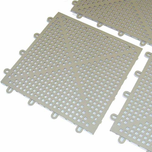 Modular Soft Plastic Wet Area Floor Tile