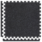 SoftRubber Floor Gym Tile 3/8 Inch