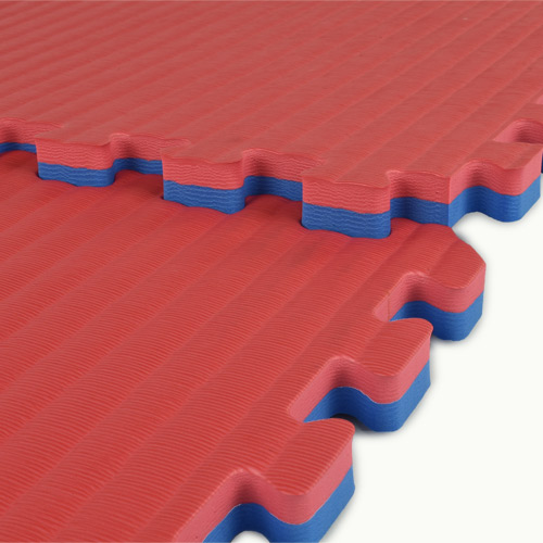 Home Tatami Sport Tile 7/8 Inch interlock.