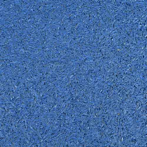 Sterling Athletic Rubber Tile 125 Inch Blue Texture
