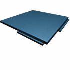Sterling Rubber Tile 1.25 Inch Blue thumbnail