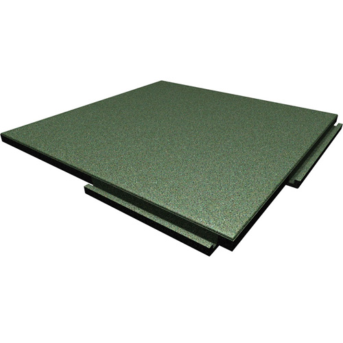 Sterling Rubber Floor Tile Green Rubber Flooring Inch