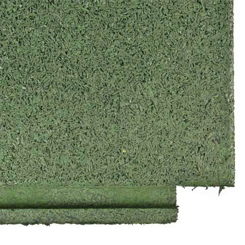 Sterling Playground Tile 3.25 Inch Green corner.