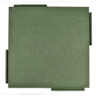 Sterling Playground Tile 3.25 Inch Green thumbnail