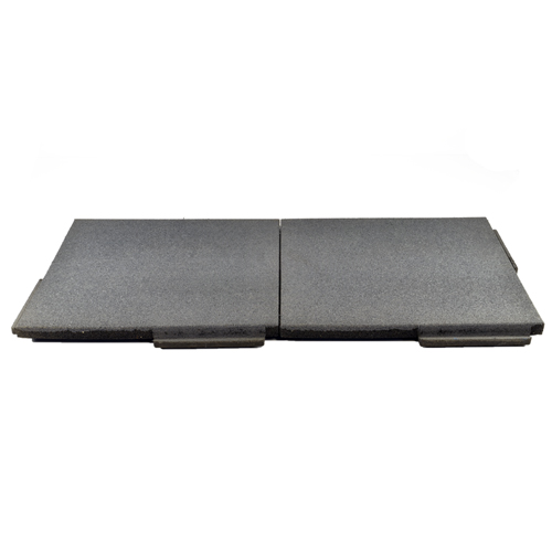 Sterling Roof Top Tile 2 Inch Gray 2 tiles.