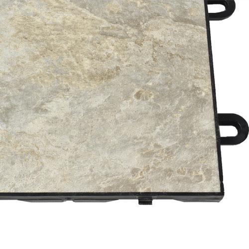 Tileflex tile home basement and aerobic flooring tileflex floor tile gray close corner ppazfo