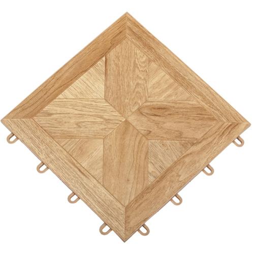 Tileflex tile home basement and aerobic flooring tile flex showing full tile light parquet ppazfo