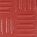 Tuff-Seal Floor Tile Colors brick red swatch.