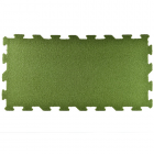 Turf Athletic Padded Interlocking Tile 23x46 Inch 15 mm