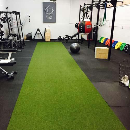 Garage gym life