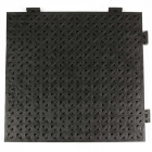 High Heel Proof Entrance Tile - 1/2 Inch Black