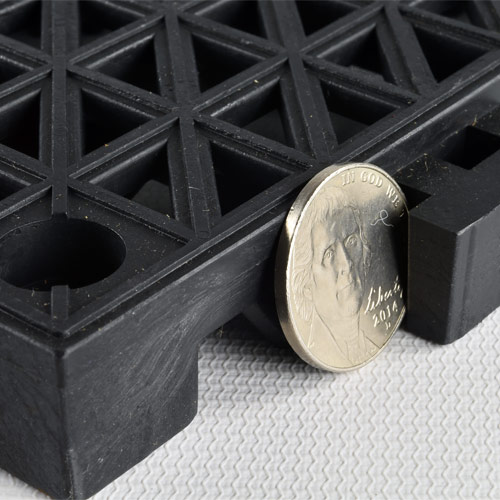 Perforated Tile Heavy Duty Drainage Tile
