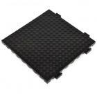 Solid Surface Goosebump Top Tile - 3/4 Inch Black thumbnail