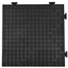 Solid Super Soft Tile - 3/4 Inch Black thumbnail
