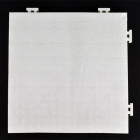 Solid Surface Tile - 3/4 Inch White thumbnail