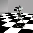 Rosco Tile TV Studio Flooring