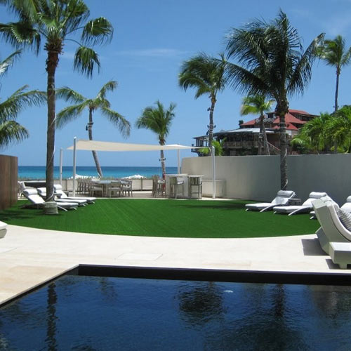 UltimateGreen Artificial Grass Turf residential