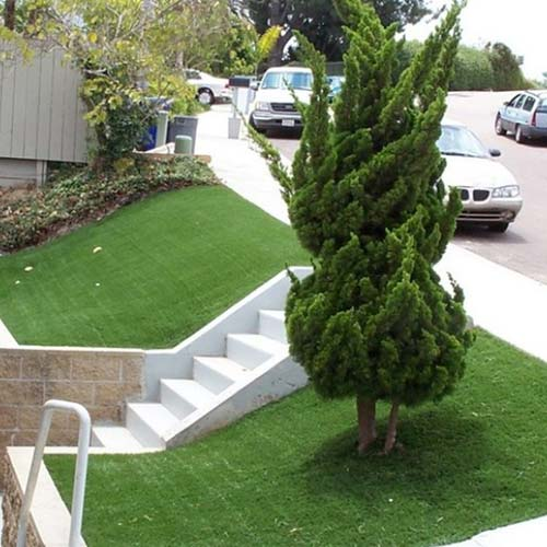 UltimateGreen Artificial Grass Turf at home