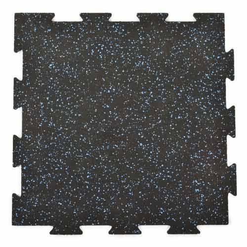 Interlocking Rubber Tiles Sports Flooring