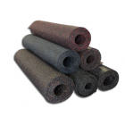 Rolled Rubber 1/4 Inch 20% Color Pacific