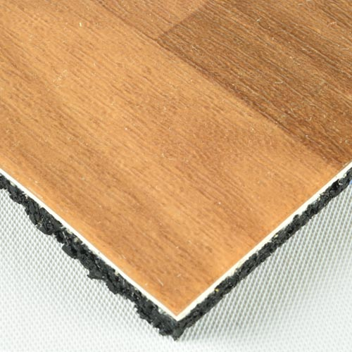 Bounce Athletic Vinyl Padded Floor Wood Look Vinyl Court Floor Roll