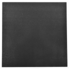 Vinyl Peel and Stick Black Floor Tile 12x12 In. 36 per Carton