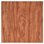 Vinyl Peel and Stick Cherry Plank Floor Tile 12x12 In. 36 per Carton